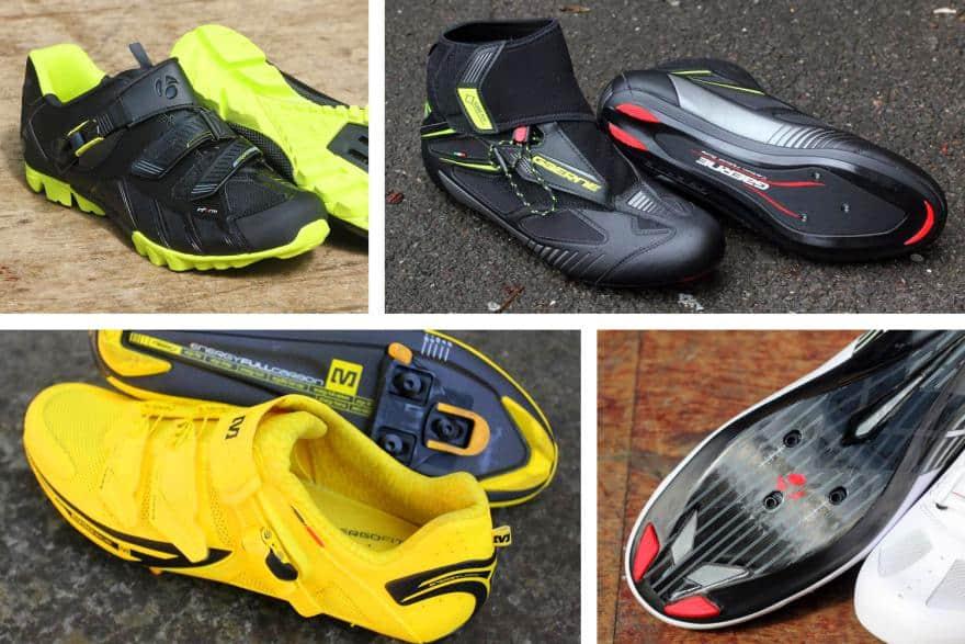 guia zapatos ciclismo 2018
