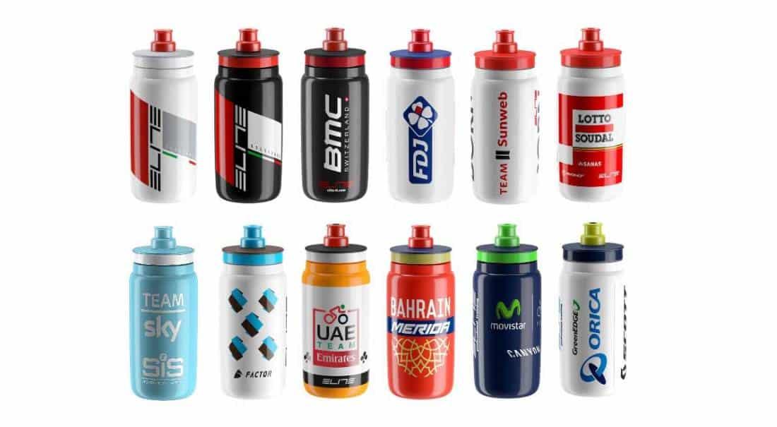 ¿Necesitas Hidratación?  Los Mejores Bidones para Ciclismo