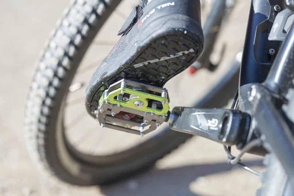 Los Mejores y Más Resistentes Pedales de Bicicleta Están Aqui