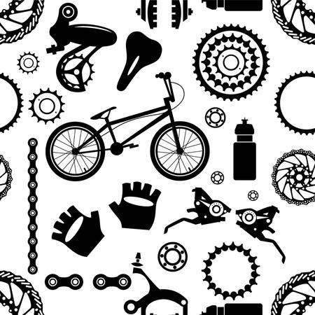 ¿Sabes las Piezas, que Forman Parte de tu Bicicleta?